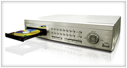 16CH MPEG4 Network DVR