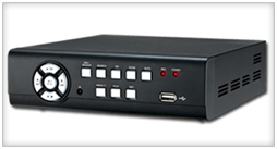 4CH MPEG4 Network DVR